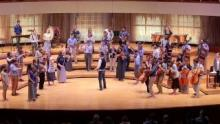 University of Maryland: Appalachian Spring, Copland
